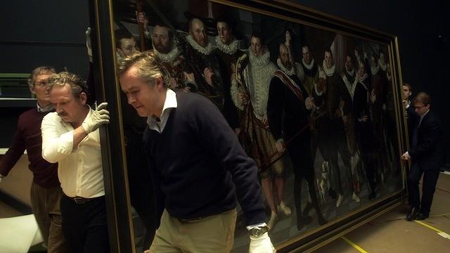 美術館ビジネスの舞台裏を追う「みんなのアムステルダム国立美術館へ」予告編公開