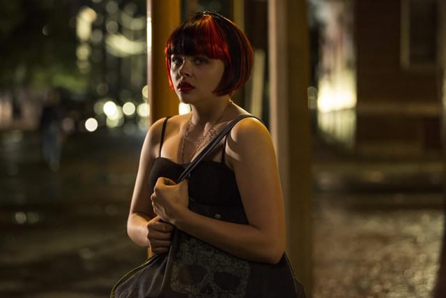 クロエ・グレース・モレッツの娼婦役に迫る「イコライザー」特別映像が公開