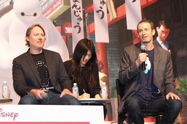 アナ雪に続くディズニー新作「ベイマックス」日本上陸!製作陣が日本愛を猛アピール - 画像6