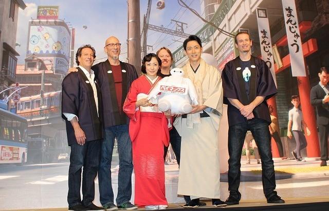 アナ雪に続くディズニー新作「ベイマックス」日本上陸!製作陣が日本愛を猛アピール - 画像12
