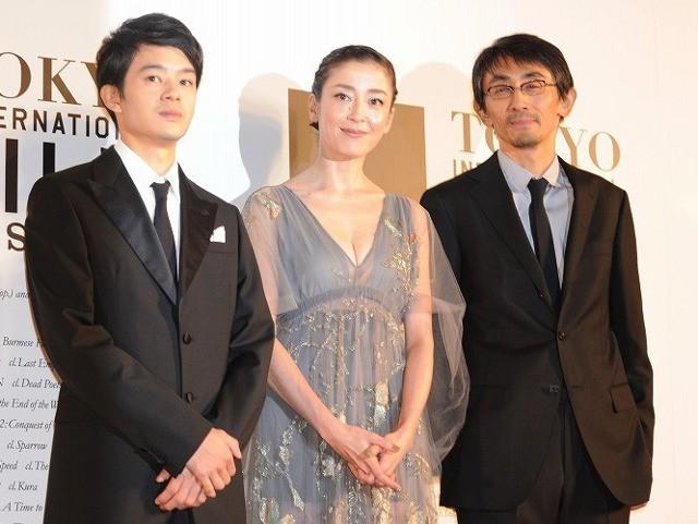 第27回東京国際映画祭開幕!「嵐」登場に5分間の絶叫、宮沢りえ5年ぶりの参加