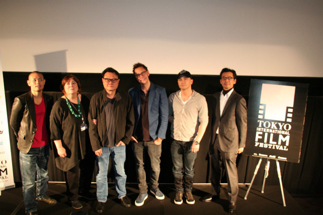 東京国際映画祭ジェームズ・ガン審査委員長、影響を受けた監督は「黒澤・小津・三池」