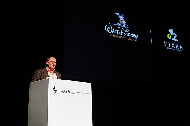 ジョン・ラセター登壇!ディズニー・アニメーション・スタジオが新作ラインナップを発表 - 画像5
