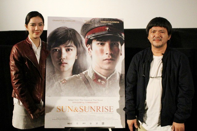 タイの国民的物語を映画化「メナムの残照」監督、「いつか日本人俳優とタイ女優で」の声に笑顔
