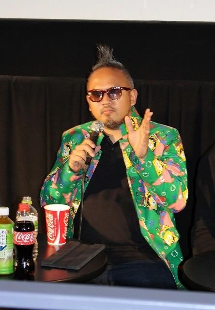 浅野忠信主演のフィリピン映画 鬼才ケビン監督とC・ドイル「映画はコンセプトではない」と語る
