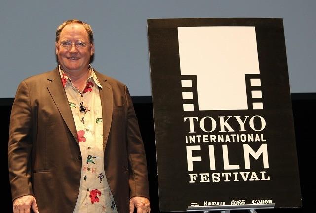 宮崎駿監督との27年にわたる友情秘話、ジョン・ラセターが感謝こめて明かす