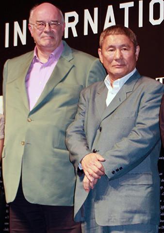 北野武監督「第1回サムライ賞」受賞も「経産省?」と時事ネタで毒舌全開