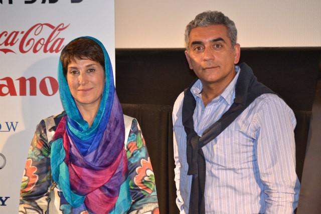 イランの名女優ファテメ・モタメダリア、若手映画作家の「新鮮なエネルギー」に期待