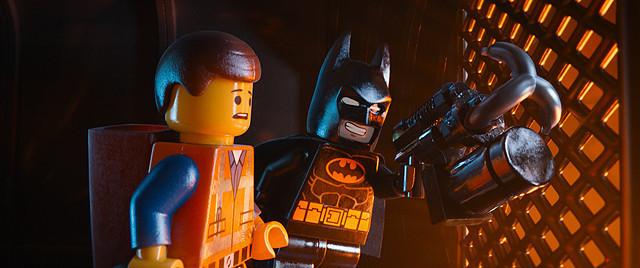 「LEGO(R) ムービー」でバットマン映画を製作