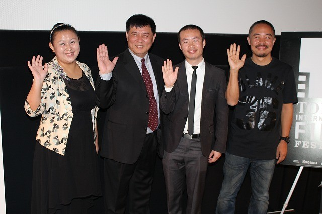 TIFFコンペ作品「遥かなる家」が公式上映 中国少数民族の現実を描く