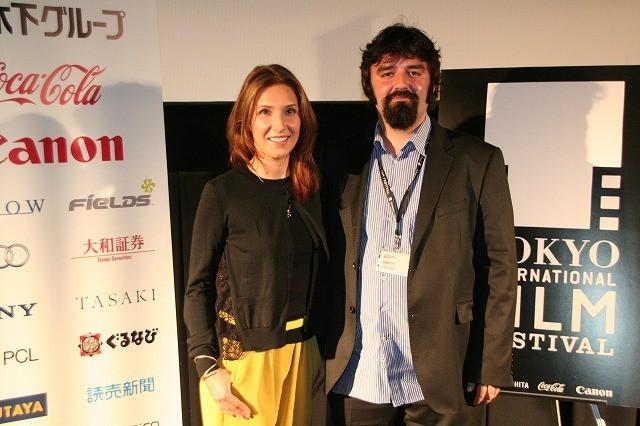 「ザ・レッスン」主演女優・マグリタ・ゴシェバ「ブルガリアにも希望はある」