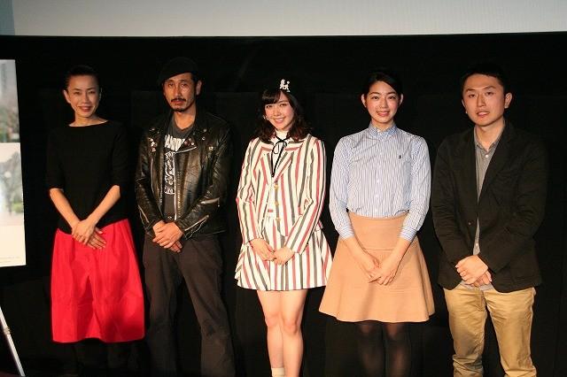 秋月三佳「Starting Over」撮影中に恋人役・遠藤新菜を「本当に好きになっちゃった」