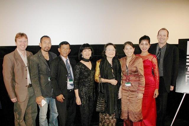 ポル・ポト時代からの再生描く「遺されたフィルム」監督、「カンボジアの人たちを勇気づけたい」