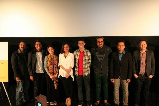 「ノヴァ」監督とキャストがマレーシア映画産業の実情を語る