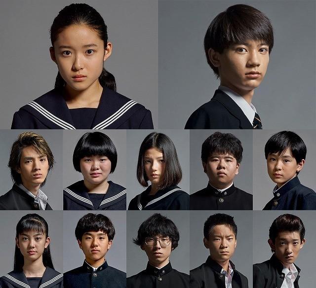 「ソロモンの偽証」新鋭12人が明らかに 主演の新人女優は役名でデビュー決定!