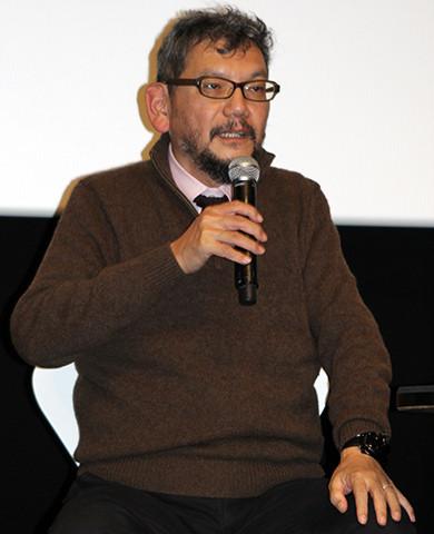 """庵野秀明監督、自身初の特集上映""""完走""""に万感の思い"""