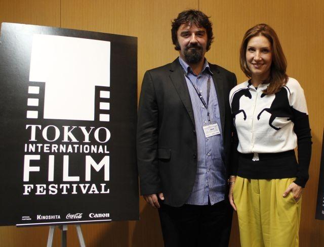 「ザ・レッスン」で長編劇映画デビューを果たした監督が主演女優と語る
