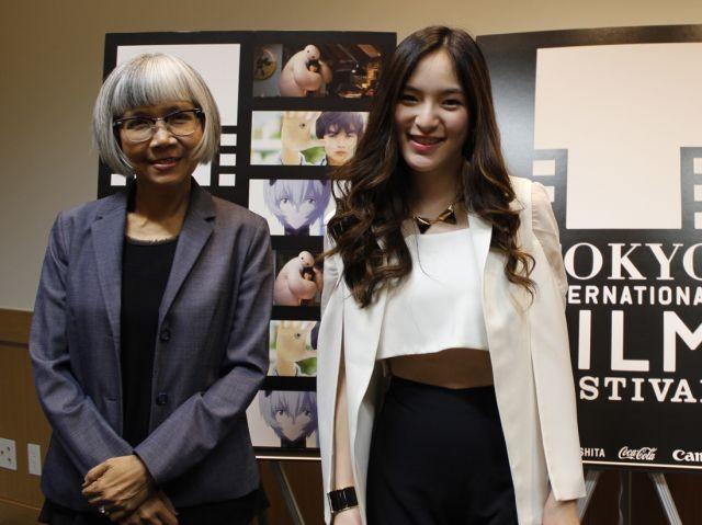 タイで大人気の17歳・アイドル女優が「ラスト・サマー」にこめた思いとは?