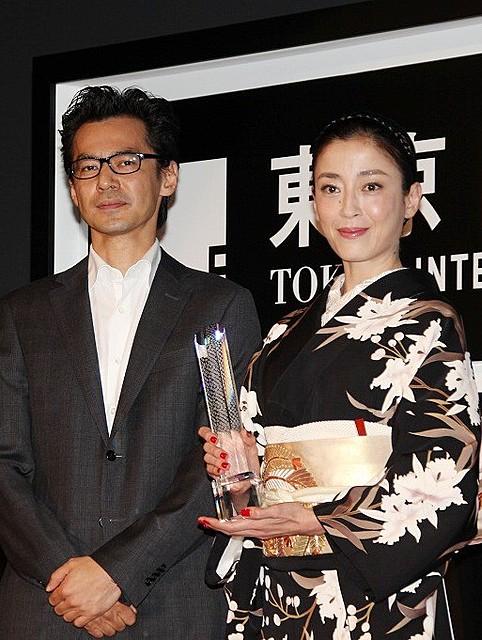宮沢りえ「紙の月」で満場一致の最優秀女優賞!日本人では11年ぶり4人目の快挙
