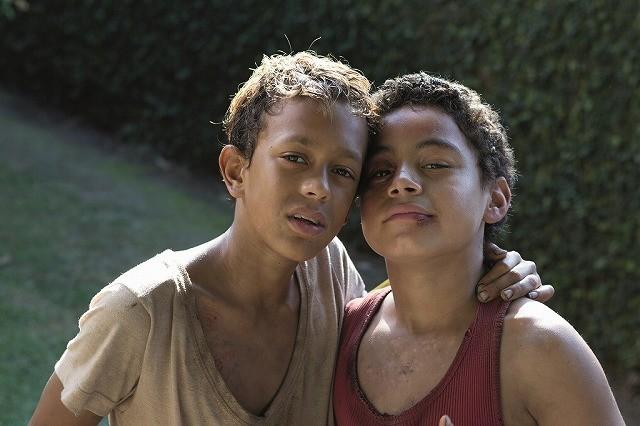 ゴミ山に暮らす少年たちが希望をもたらす!「トラッシュ!」予告編公開