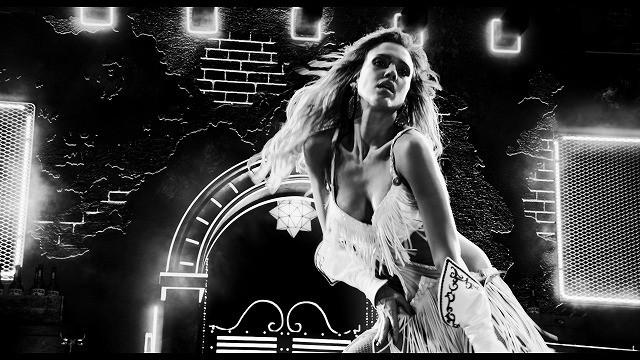 アルバのダンスにJ・G=レビットの新キャラも!「シン・シティ」第2弾の予告編公開