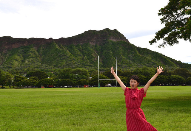 「バンクーバーの朝日」ヒロイン・高畑充希に密着! ハワイ日系移民の歴史を学ぶ