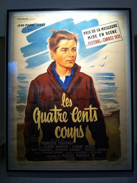 没後30周年フランソワ・トリュフォー展がパリで開催