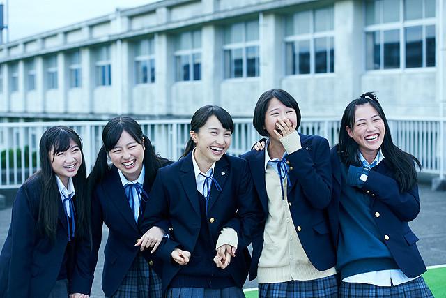 ももクロ、平田オリザ原作×本広克行監督の「幕が上がる」映画&舞台に主演