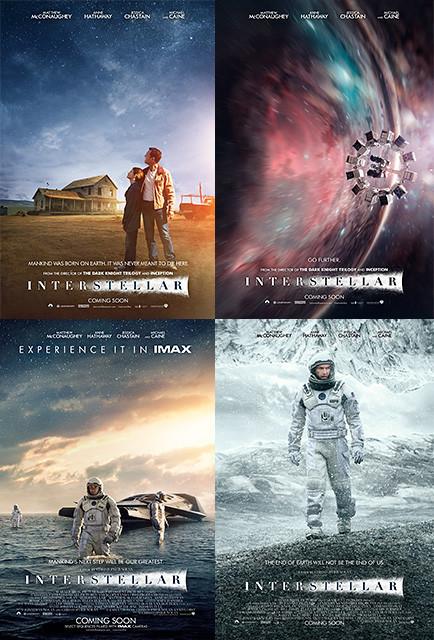 「インターステラー」最新画像4種公開!11月6日にはオンライン会見も