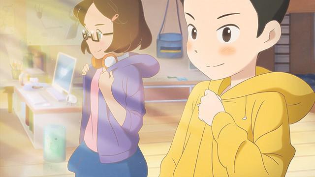 ファスナーメーカーYKKが短編アニメ製作 新進監督・石田祐康とPerfumeがコラボ