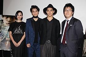 柳楽優弥4年ぶりの主演作が公開「最後の命」