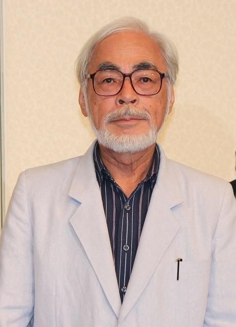 宮崎駿監督がアカデミー賞名誉賞受賞