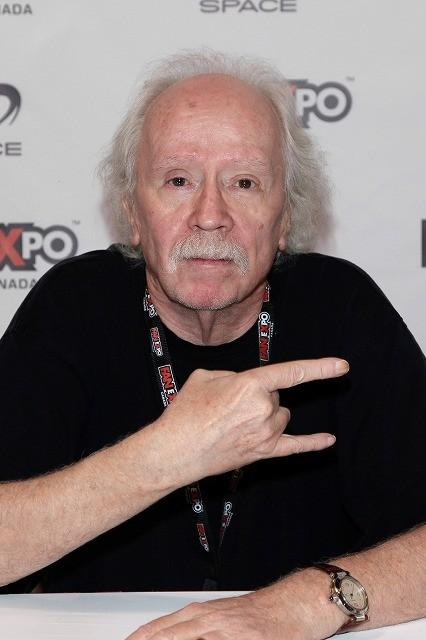 ジョン・カーペンター監督がデビューソロアルバムをリリース