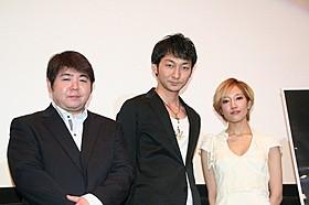 福山功起監督、波岡一喜、千葉美裸「夜だから」