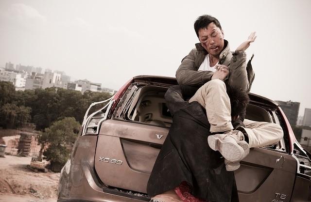 ドニー・イェンと「るろ剣」スタントチームによるアクション「スペシャルID」公開