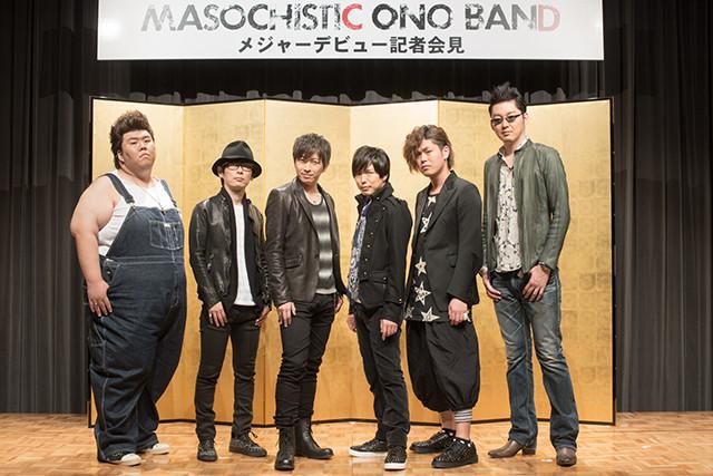 神谷浩史・小野大輔ラジオ番組発エアバンド、12月にメジャーデビュー!