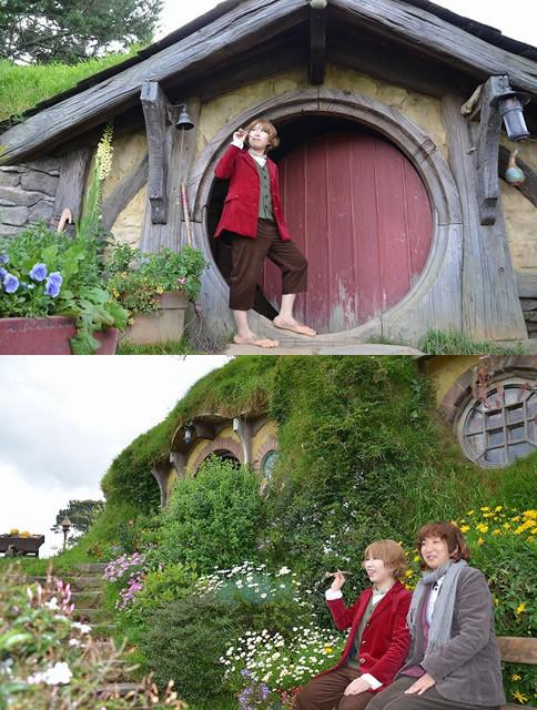 「ホビット」完結編に向けて、ニュージーランドの「ホビット庄」に行ってみた!