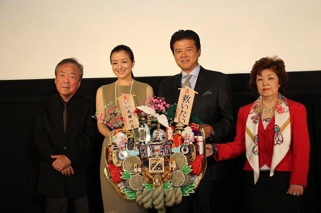 三浦友和「理想の夫婦」9連覇!「本当に相性のいい伴侶に恵まれました」