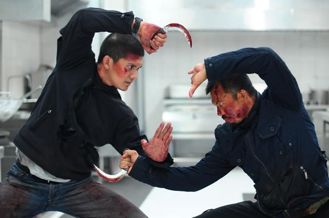 ホンモノ同士が激突する「ザ・レイド GOKUDO」クライマックス映像を入手!