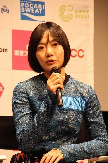 ペ・ドゥナ、主演作「扉の少女」振り返り「韓国映画には出来る限り出演したい」