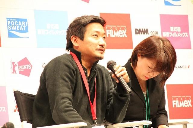 「生きる」パク・ジョンボム監督「映画を始めたきっかけは北野監督」