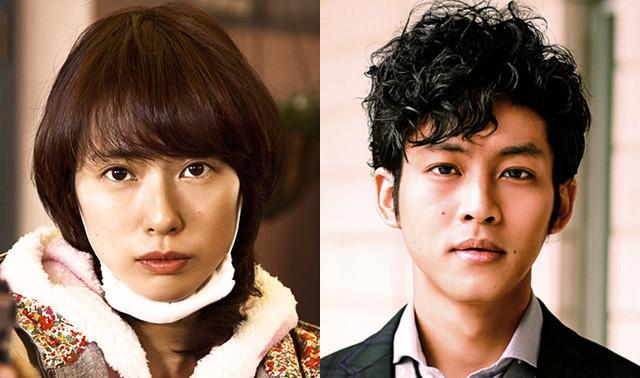 「エイプリルフールズ」に主演する 戸田恵梨香(左)と松坂桃李
