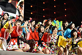 SKE48、NMB48に続き、HKT48もドキュメンタリー映画に
