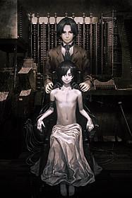 「屍者の帝国」文庫カバー「劇場版 PSYCHO-PASS サイコパス」
