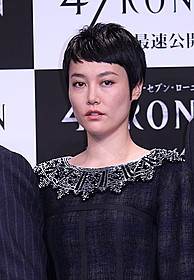 国際的に活躍する菊地凛子「バードマン あるいは(無知がもたらす予期せぬ奇跡)」