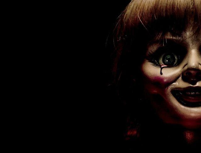 血の涙を流す呪いの人形…「アナベル 死霊館の人形」来年2月末公開