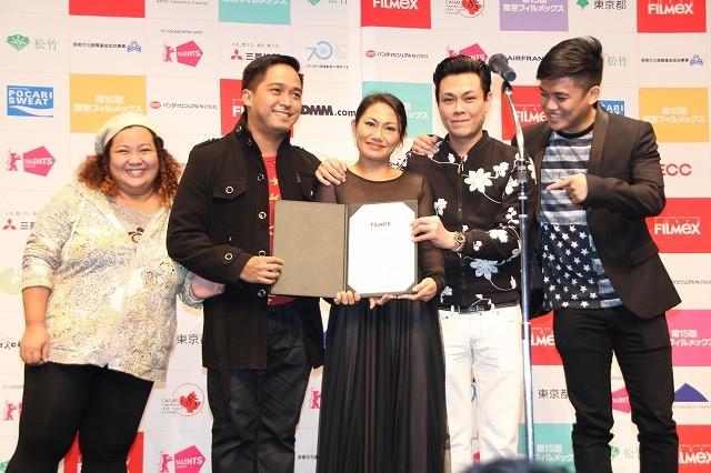 第15回東京フィルメックス、実話を基にしたフィリピン映画「クロコダイル」に栄冠!