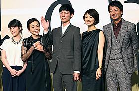 天童荒太氏の直木賞受賞作を映画化「悼む人」