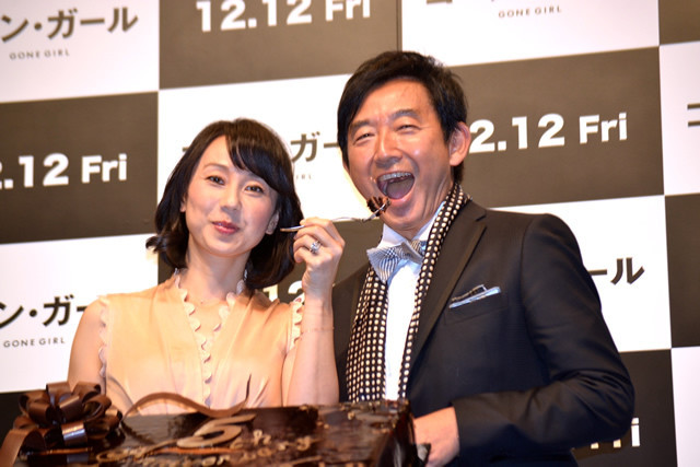 結婚5周年の石田純一&東尾理子、妻が失踪する「ゴーン・ガール」に冷や汗?