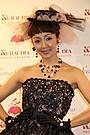 神田うの、30代最後のドレスショー 娘の顔出しはまだNG